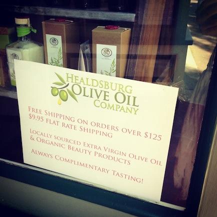 Healdsburg Olive Oil Co